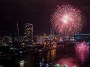 Dà Nang : Festival de feux d'artifice 2019
