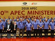 APEC : le vice-PM Pham Binh Minh présent à une conférence interministérielle