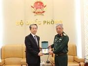 Les liens de défense, l'un des piliers des relations Vietnam-Chine