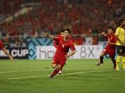 AFF Suzuki Cup  2018 : Le Vietnam s'impose face à la Malaisie