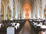 Les catholiques vivent l'Évangile au sein de la nation