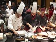 La gastronomie canadienne pour un gala de délices à Hanoi