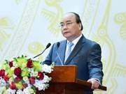 Le PM participe à une conférence sur la réforme des entreprises publiques