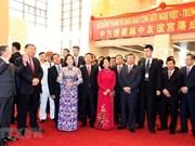 Transfert du Palais d'amitié Vienam-Chine après sa maintenance