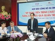 Hô Chi Minh-Ville: soutien de l'AUF à l'Université de pédagogie