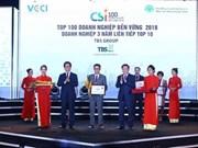 Cent entreprises durables au Vietnam mises à l'honneur