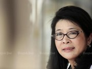 Thaïlande: une dirigeante du Pheu Thai aborde en favorite le scrutin