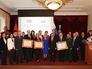 Trois universités russes décorées de l'Ordre d'amitié