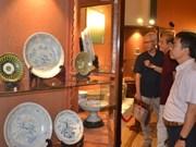 Près de 150 antiquités exposées à Ho Chi Minh-Ville