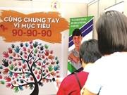 """Pour éradiquer le sida, le Vietnam met en avant la règle des """"trois 90"""""""