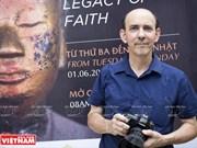 """Le photographe français Nicolas Cornet, """"Vietnam Pagodes"""" et plus"""