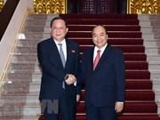 Le Vietnam prêt à coopérer avec la RPDC pour les intérêts des deux peuples