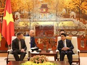 Hanoi et Leipzig renforcent une coopération pragmatique