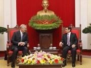 Le Vietnam chérit ses relations avec le Royaume-Uni