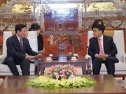 Le groupe sud-coréen Lotte veut augmenter ses investissements à Hanoi