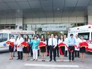 Hô Chi Minh-Ville: le réseau d'urgence 115 pour les zones périphériques
