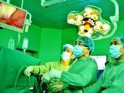 Le Vietnam possède un centre de chirurgie laparoscopique aux normes asiatiques