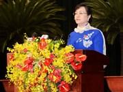 Clôture de la 12e session du Conseil populaire de Ho Chi Minh-Ville