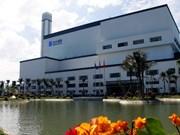 Inauguration d'une usine de valorisation énergétique des déchets à Cân Tho