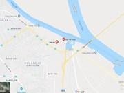 Un marin étranger meurt à son arrivée dans le port de Hai An