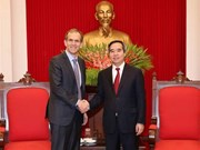 Le Vietnam promet les meilleures conditions pour Google