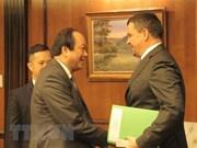 Le Vietnam et la Russie promeuvent la coopération dans l'édification de l'e-gouvernement