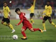Quang Hai nommé meilleur joueur de l'AFF Suzuki Cup 2018