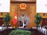 Réunion du sous-comité socio-économique sur les préparatifs du congrès national du Parti