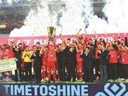 L'AFF Suzuki Cup 2018: l'extase!