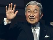 Message de félicitations au Japon à l'occasion de l'anniversaire de l'empereur Akihito