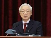 Annonce du 9e Plénum du Comité central du Parti