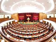 Clôture du 9e Plénum du Comité central du Parti (XIIe mandat)