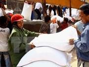 Plus de 120.000 tonnes de riz pour les localités nécessiteuses