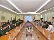 La défense est le pilier des relations de coopération Vietnam-Cambodge