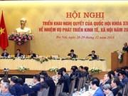 Clôture de la conférence nationale entre le gouvernement et les localités