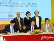 Les Vietnamiens d'outre-mer veulent soutenir le développement de la zone septentrionale du Centre