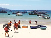 Nhon Ly, de la pêche au tourisme