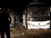 Attentat : l'Egypte s'engage à se coordonner avec le Vietnam