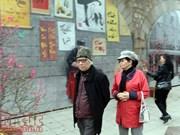Les Hanoiens fêtent le Nouvel An