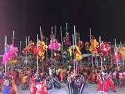 Ba Ria-Vung Tau : 50 équipes au Festival de danse des licornes-lions-dragons