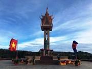 Le Cambodge inaugure un monument d'amitié Vietnam-Cambodge dans la région du Nord-Est