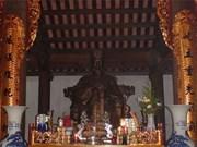 Le temple de Khuc Thua Du à Ninh Giang