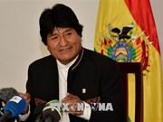 Le président de la Bolivie veut élargir ses liens économiques avec le Vietnam