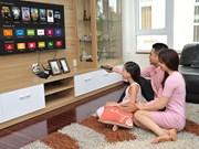 Les revenus de la presse et de la TV payante atteignent plus de 23.800 milliards de dongs