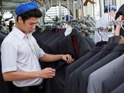 2018, une année à succès pour le secteur textile du Vietnam