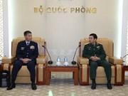 Renforcement de la coopération Vietnam-Japon dans la défense