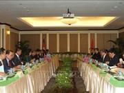 Une délégation de la Commission d'inspection du Parti en visite au Cambodge