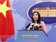 Un navire américain dans les zones de l'archipel de Hoang Sa: réaction du Vietnam