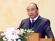 Le PM demande au bureau gouvernemental contribue à l'édification de l'e-gouvernement