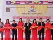 Exposition sur la culture de l'ASEAN et de ses partenaires à Quang Ninh